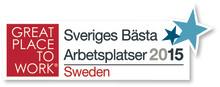 Bostads AB Mimer rankad som nr 13 bland Sveriges 20 bästa arbetsplatser