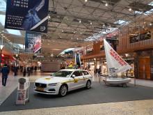 Hållbara transporter under Volvo Ocean Race