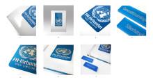 Blev Svenska FN-förbundet nöjda med Clarex skyltkoncept?