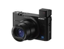 Объявлены цена на флагманскую модель серии компактных камер Cyber-shot RX100 – RX100 V (модель DSC-RX100M5)