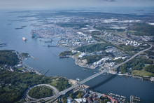 Marked recovery in container volumes at the Port of Gothenburg