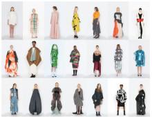 Textilhögskolan på London Fashion Week