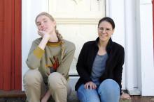 Pressvisning: Konst i Blekinge och Kulturcentrum i Ronneby presenterar ateljéstipendiaterna Xenia Klein och Rosalia Ramirez