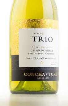 TRIO Chardonnay - Ny årgång och blend