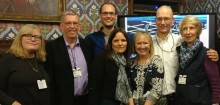 Thameslink's Cricklewood station partner celebrated at the House of Commons