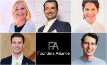 Juryn för utmärkelsen Årets Unga Entreprenör 2018