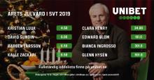På Spåret-profilen blir Årets julvärd