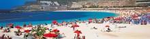 Novemberlovsresan går till Gran Canaria - tillsammans med barnen