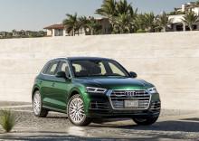 Priser på Audi Q5