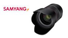 Nyt, lysstærkt 35 mm-objektiv til Sony