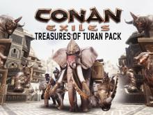 Funcom releases Treasures of Turan DLC and Season Pass for Conan Exiles