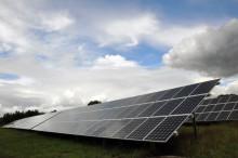 Solceller i Blekinge ökade med 74%