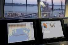 Kongsberg Maritime: KONGSBERG develops Monitoring, Reporting and Verification application to meet new European environmental regulations