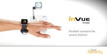 Flexibelt varularm för smarta klockor