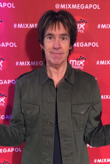 Per Gessle programledare på Mix Megapol