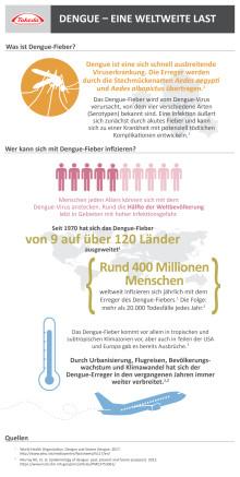 Dengue - eine weltweite Last