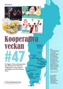 Program #47 Kooperativa veckan