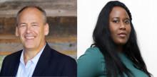 Två första talarna klara för TEDxAlmedalen 2015 – David Batstone och Madeleine Opira