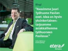 Stefan Björkman: Sinullakin on työhuone Pasilassa