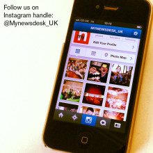 Show your story on Mynewsdesk using Instagram