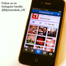 Show your story on Mynewsdesk using Instagram