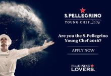 Påmeldingsfristen til S.Pellegrino Young Chef er forlenget til 7. april 2016