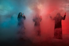 Sunn O))) are pleased to present Life Metal.