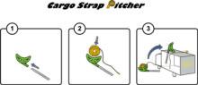 Cargo Strap Pitcher motverkar skador och olyckor
