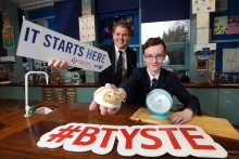 Fort Hill College students shortlisted for BT Young Scientist & Technology Exhibition