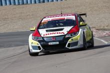 Mattias Andersson har perspektivet – tror på täta race med TCR-bilar i STCC