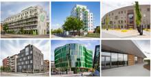Vem får Stadsbyggnadspriset och Gröna Lansen 2018?