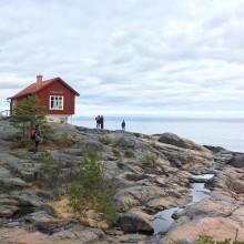 500 vandrare deltar i Nya Roslagsmarschen 2018
