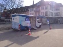 Beratungsmobil der Unabhängigen Patientenberatung kommt am 22. November nach Siegen.