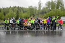 40 deltagere til tandemsamling på Hurdal