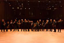 Nyskriven storbandsjazz med Tolvan Big Band