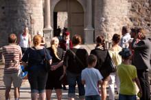 Antalet besökare fortsätter att öka i Östergötland