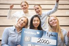 Disse Kristiansand-elevene er norgesmestre i grønt entreprenørskap