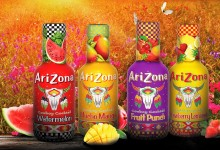 Arizona Cowboy Cocktails - Sommarens godaste fruktlemonad!