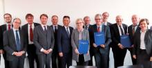 Partnerhochschulen der Deutsch-Kasachischen Universität (DKU) unterzeichnen Konsortialvereinbarung