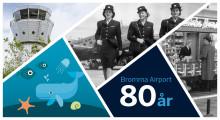 Välkommen att fira Bromma flygplats 80 år!