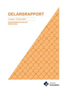 Delårsrapport 1 2015