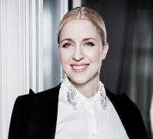 Emilia de Poret, konferencier och moderator