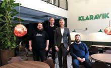 Klaravik etablerar byrå för inhouseutveckling i Lund