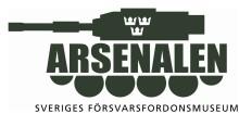 Arsenalen, Sveriges Försvarsfordonsmuseum i Strängnäs, inviger ny utställning 5 juni