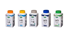 Nyt design til skolemælken