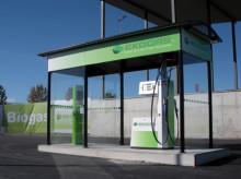 Nu kan Gävle tanka biogas