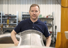 Ventana Hackås i Jämtland hjälper världen med att lyssna på universum
