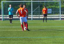 Korpens populära fotbollsturnering Almedalscupen inkluderar nyanlända