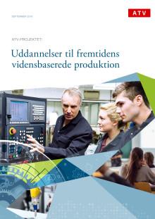 Uddannelser til fremtidens vidensbaserede produktion