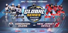 NHL ÅTERVÄNDER TILL EUROPA – OCH GÖTEBORG!
